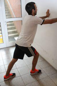 Dehnübungen Beine - Wade