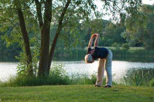 Muskelblockade und Verspannungen lösen mit Yoga